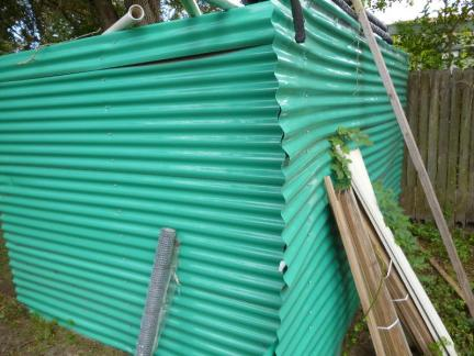 Corrugated Plastic Panels