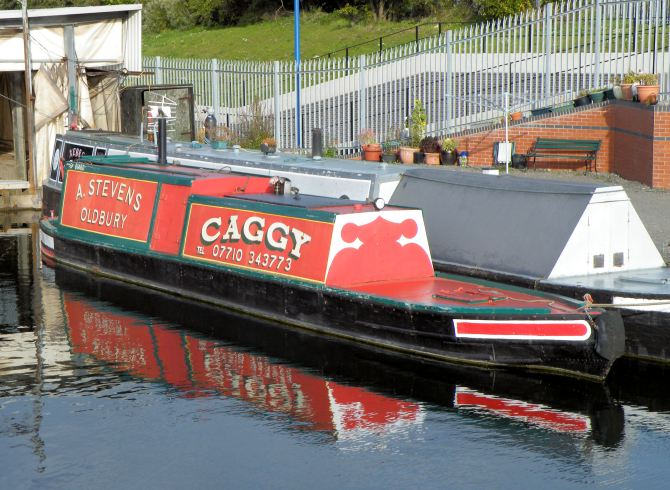 caggy boat