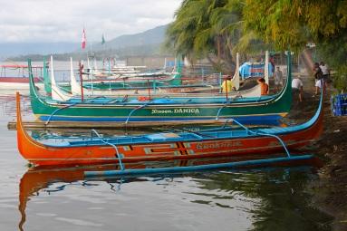 CLSU_Taal_boats