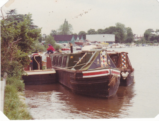 Eileen 1979-80 Thames @ Windsor