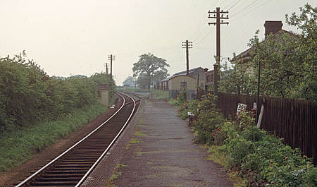 GWR. Lechlade Fairford Railway Station Photo 17 Witney and Oxford Line