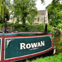 Walking the Water Road: Thrupp, Oxfordshire