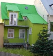 Image result for reykjavik corrugated iron buildings