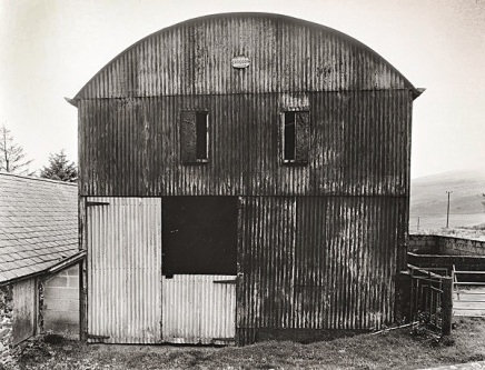 Corrugated Iron 'Dutch' Barns