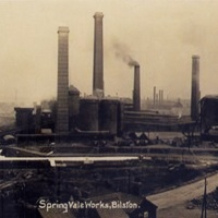 The Story of Eileen: 'Spring Vale Steel Works'