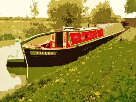 Reflection 8. 'Autumn Afloat'