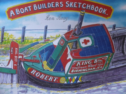 Book Review: A Boatbuilders Sketchbook by Ken Keay