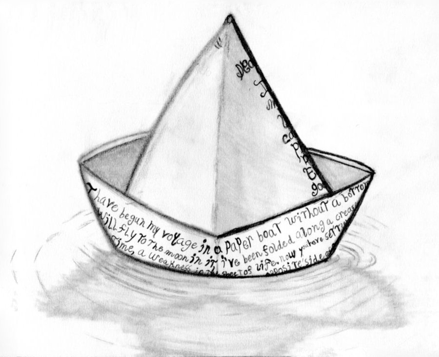 Paper Boats : Simply Perfect - The Museum of Thin Objects