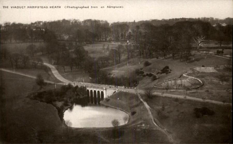 viaduct-hampstead-heath-london-photo-c1910-