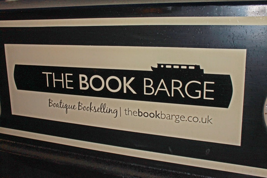 Book Barge name