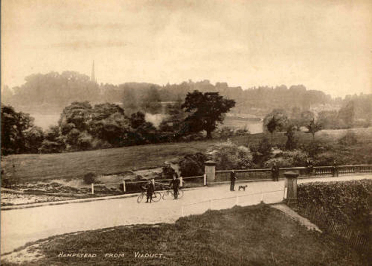 hampstead-from-viaduct-1904