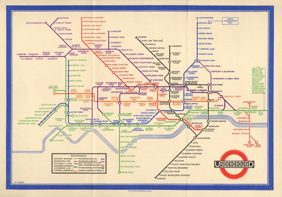 1933-Underground-map