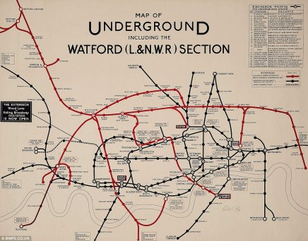 Wonderful Maps 3. London Underground