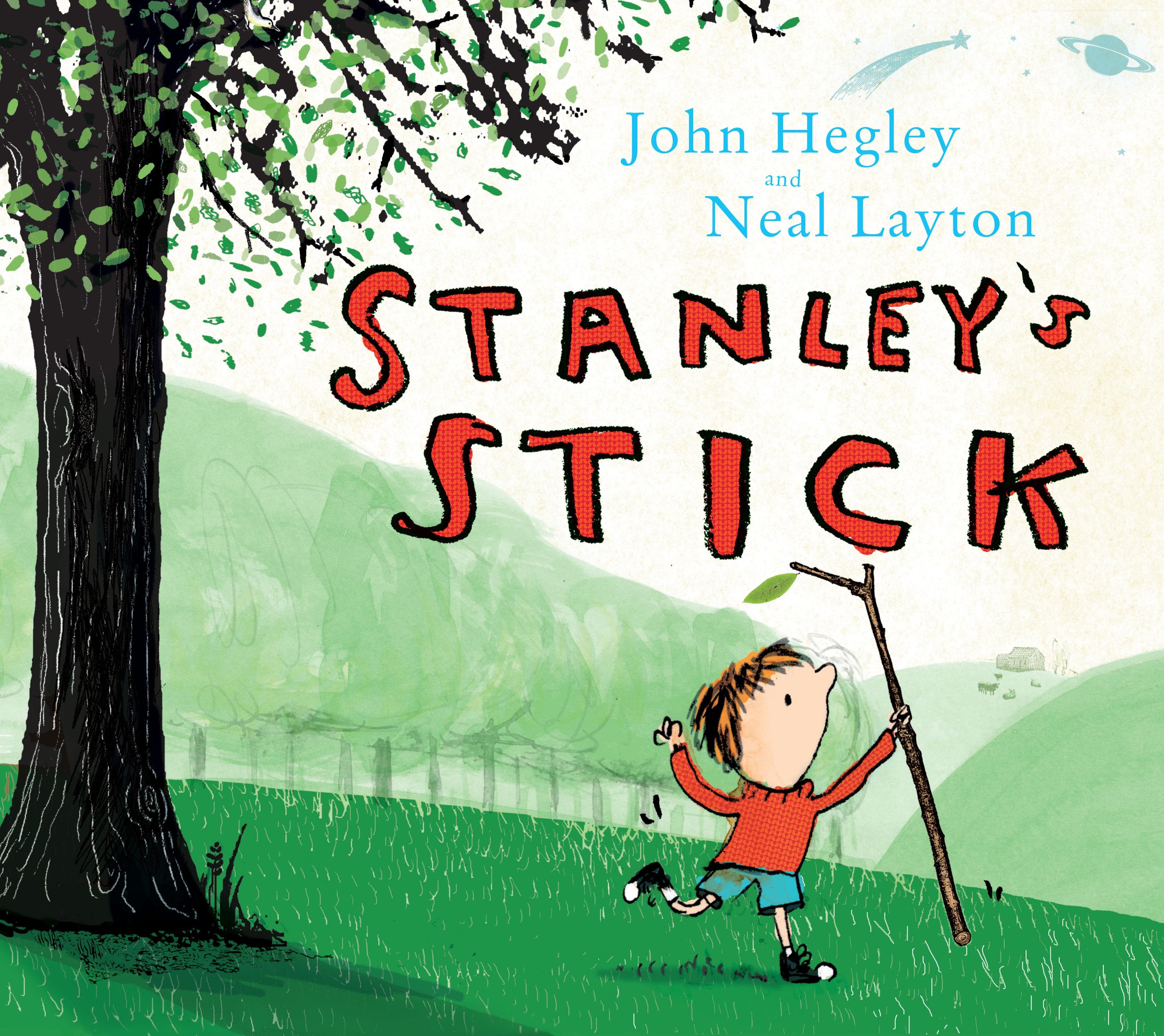 Book Review: Stanley's Stick by John Hegley – The Museum
