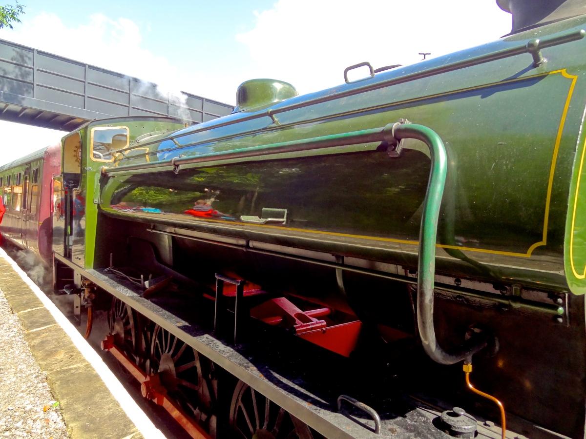 Derbyshire Dales Tales 3. 'Peak Rail'