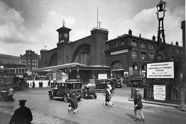 king's-cross 1920's