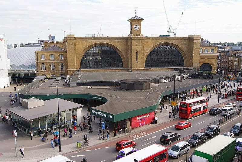 KIng's Cross 2