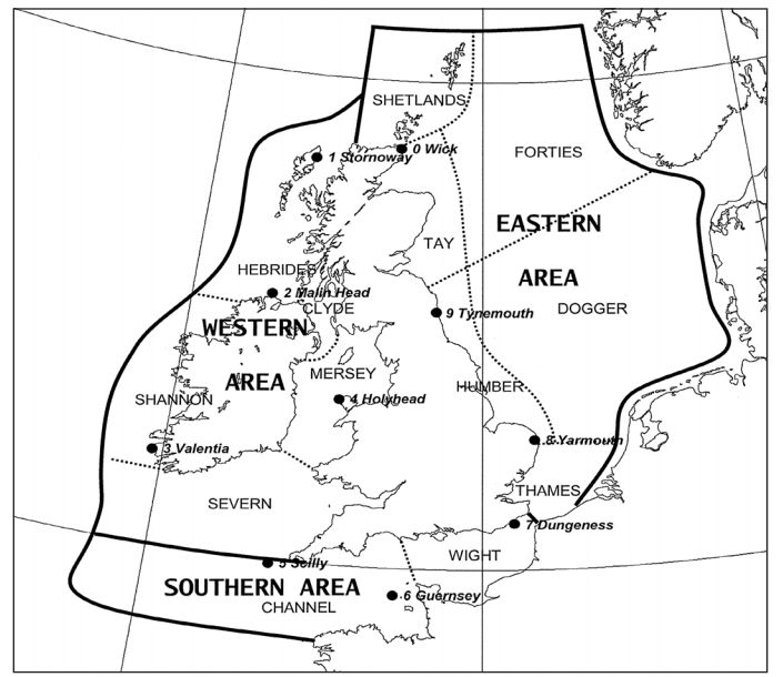shipping areas 1924