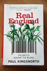 Cover of Real England