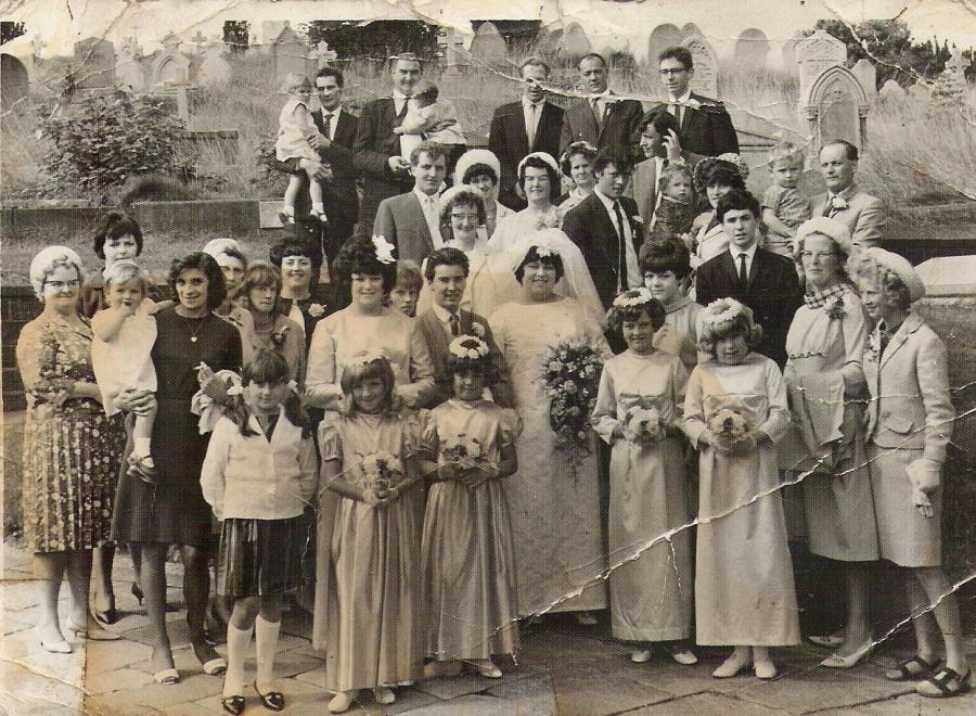 Pauline's Wedding