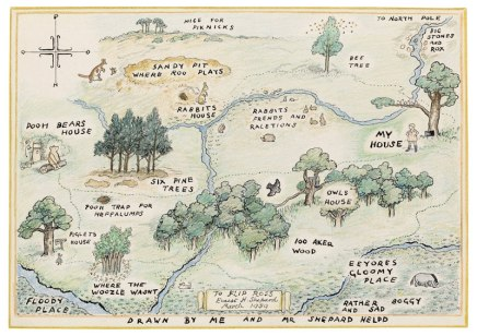 Marvellous Maps 6. Mapping theImaginary