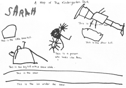 Marvellous Maps 13. Maps drawn by Children