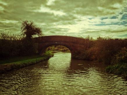 Autumn Boating (3.) 'Custard & theDragon'