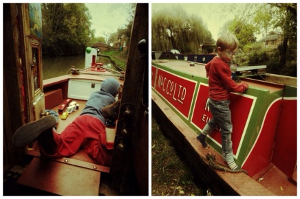 Autumn Boating (6.) It's a family affair…