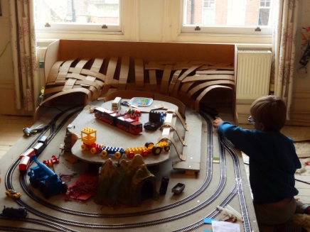 The Boys' Model Railway (2.)