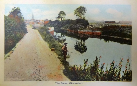Reflections of a Postcard… 3. 'Chichester'
