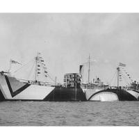 Razzle-dazzle! (2.) Dazzle Ships