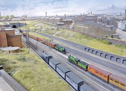 London Festival of Railway Modelling 2015
