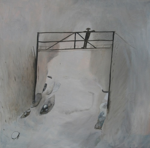'The Swollen Stream', 1981