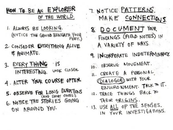 How-to-be-an-explorer