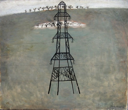 'The Pylons'