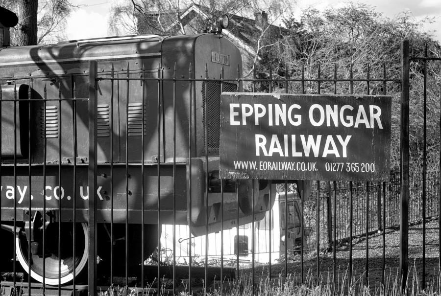 Epping Ongar Railway Station