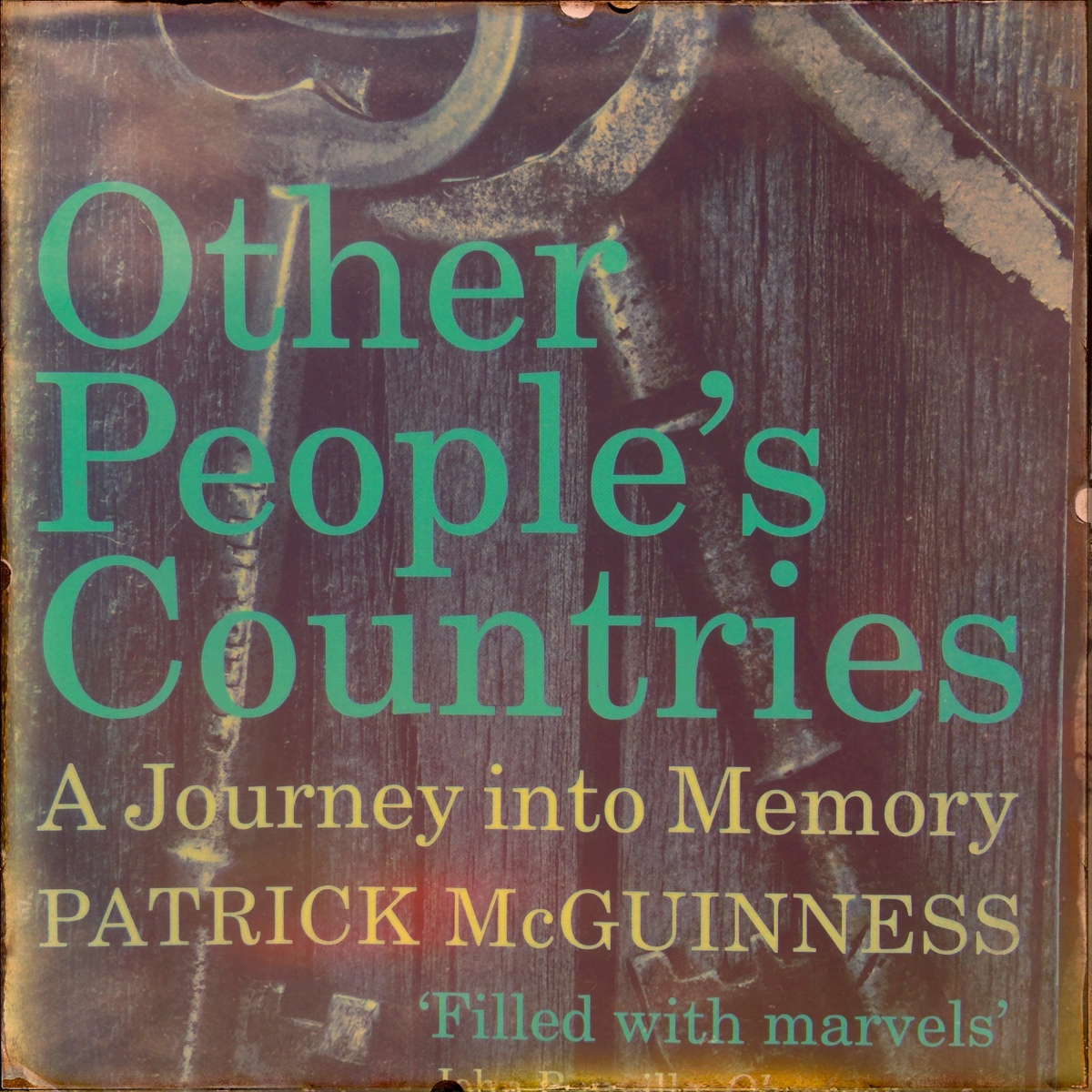 Book Review: Other People's Countries by Patrick McGuinness
