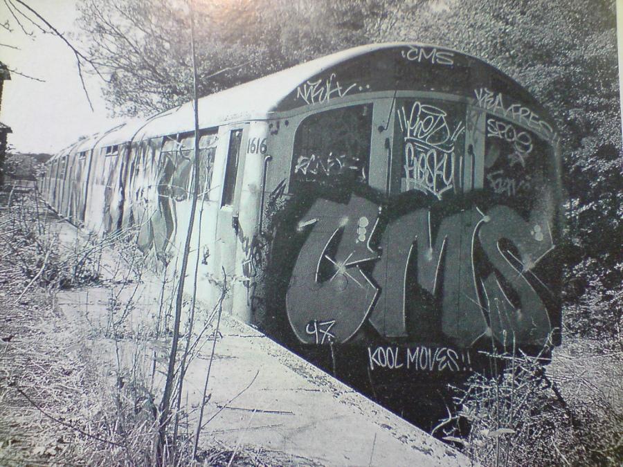 ongar station 1997