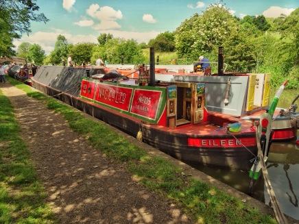 Away 6a. Braunston Historic Narrow Boat Rally2015