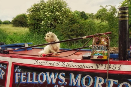 Away 6b. Braunston, Day Two…