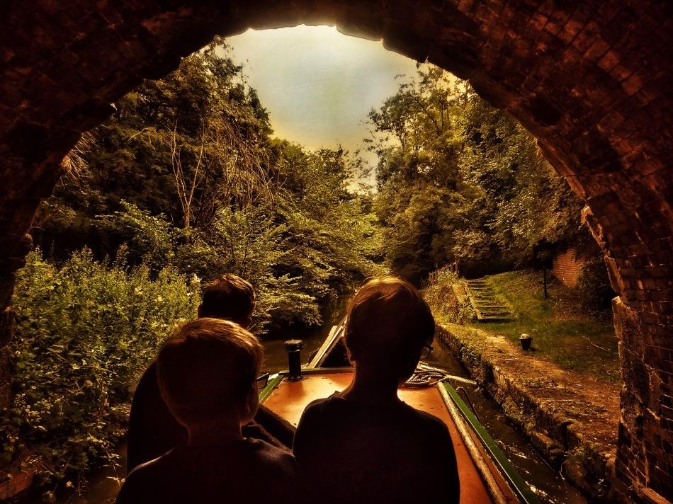 Away 10. 'Going underground…'