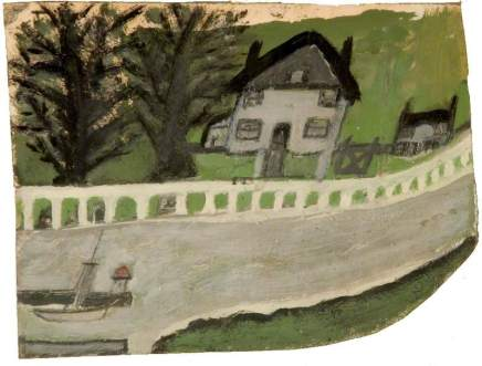 Journey Can Hero: Alfred Wallis