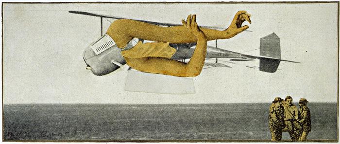 Ernst Murdering Airplane