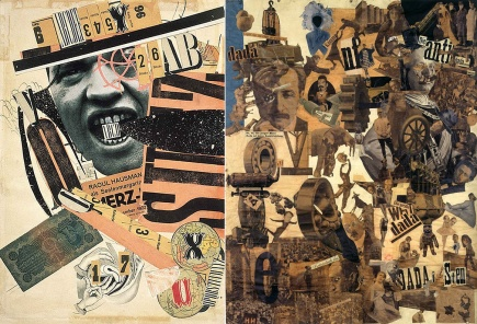 From Cabinet to Collage – Part One of a short series oncollage